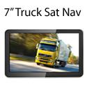 7 Inch Truck Sat Nav