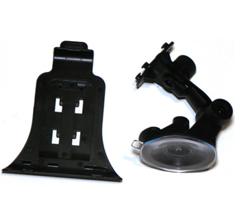 Back Bracket & Suction Mount